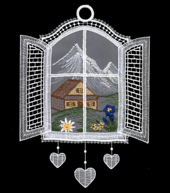 Alpen Plauener Spitze