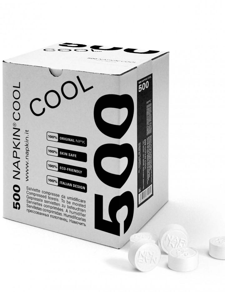 Packung mit 500 NAPKIN Cool